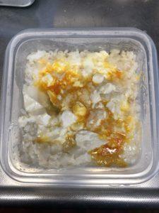 豆腐雑炊 作り方4