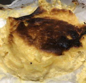山本ゆり バスク風チーズケーキ