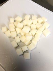 山本ゆり もちベーコンチーズ
