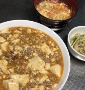 山本ゆり レンジで麻婆豆腐