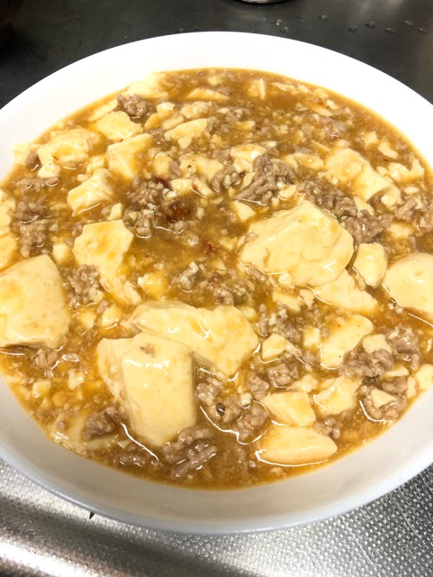 山本ゆり 麻婆豆腐