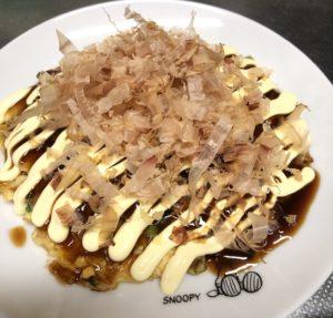 山本ゆり 豆腐のお好み焼き