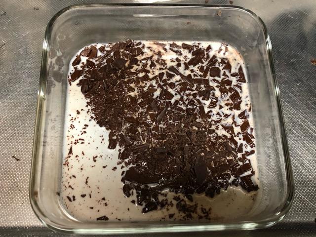 山本ゆり 生チョコケーキ